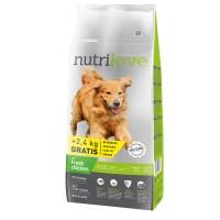 Nutrilove Senior Adult 7+ для пожилых собак всех пород 14 кг