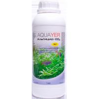 Средство против водорослей AQUAYER Альгицид+СО2 1л