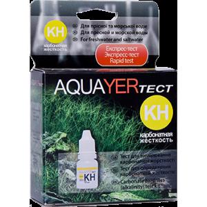 AQUAYER тест для аквариумной воды КН (карбонатная жесткость)