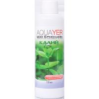 Удобрение для аквариумных растений AQUAYER Удо Ермолаева КАЛИЙ+ 100мл