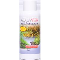 Удобрение для аквариумных растений AQUAYER Удо Ермолаева МИКРО+ 60мл