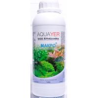 Удобрение для аквариумных растений AQUAYER Удо Ермолаева МАКРО+ 1л