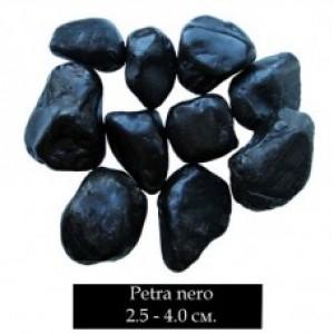 Грунт для аквариума Pietra nero 25-40