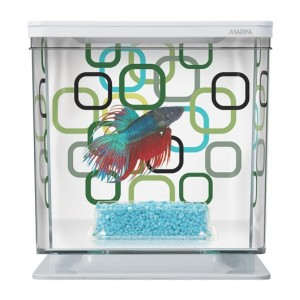 Hagen Marina Betta Kit Geo Bubbles для петушка 2 л