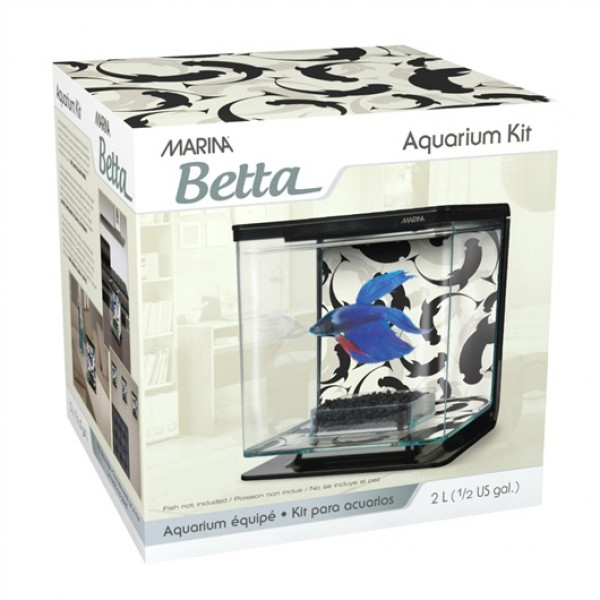 Hagen Marina Betta Kit Ying для петушка 2 л
