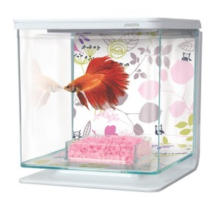 Hagen Marina Betta Kit Floral для петушка 2 л
