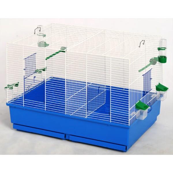 "Клетка для птиц ""Дуэт"" краска (700х500х530)"