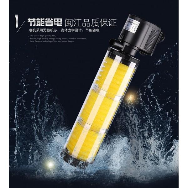 Внутренний фильтр Minjiang JZ-F1303 (2000 л/ч)