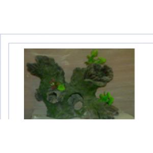 Декорация Бревно СН-6663А 33*22*24 см