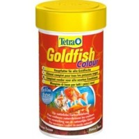 Питание для золотых рыбок Tetra Goldfish Colour 12 гр