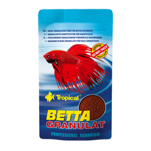 Сухой корм Tropical Betta Granulat для петушков, 10g