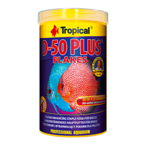 Сухой корм Tropical D-50 plus для дискусов,12g