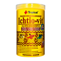 Сухой корм Tropical Ichtio-vit для рыб, 12g