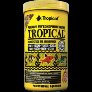 Корм Tropical хлопья с высоким содержанием белка, 12г