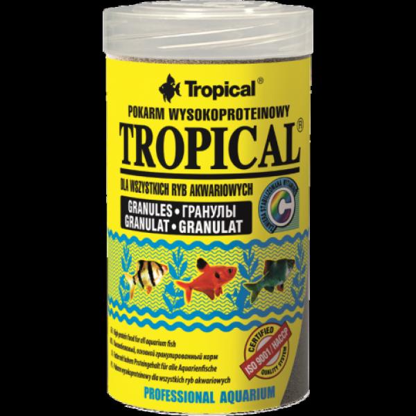 Корм Tropical Granulat с высоким содержанием белка, 20 г