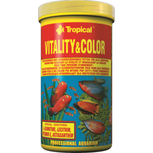 Корм Tropical Vitality & Color для рыб, 100мл/50г