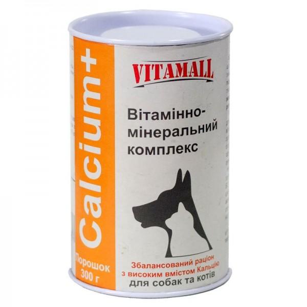 Витаминно-минеральный комплекс 300гр Vitamall Calcium +